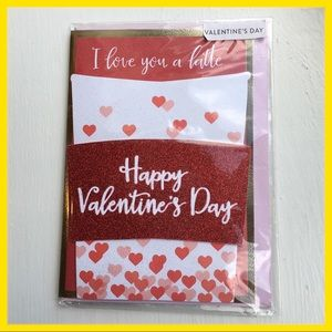 Other - $5 or Free w/ Purchase $25 and up. Valentines card
